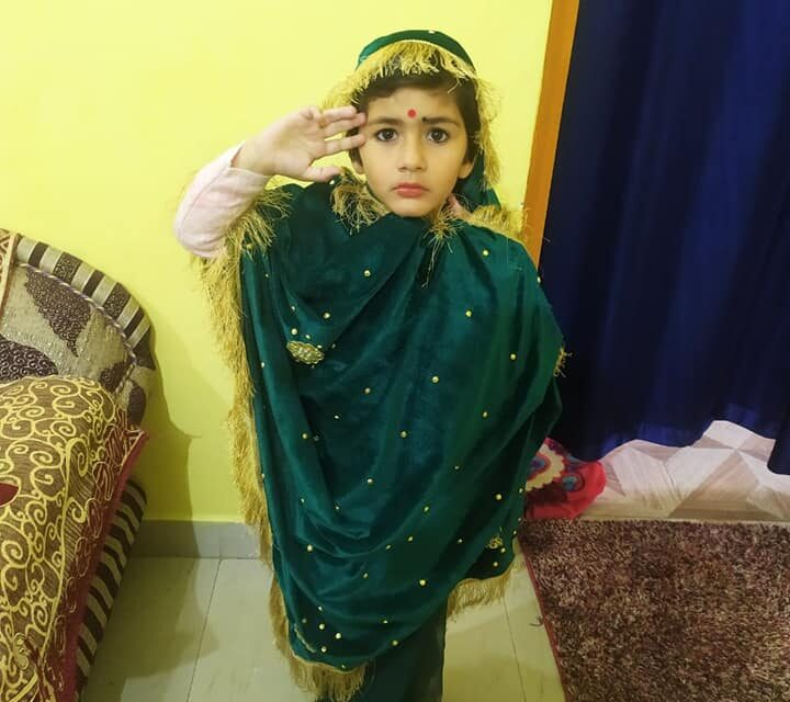 Republic Day Celebration By DPS Junior
