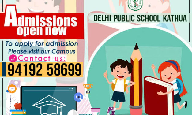 Admissions Open 2021 – 22